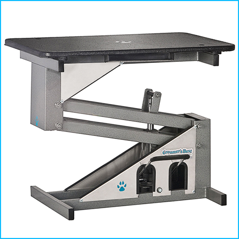 Dog Grooming Tools - Hydraulic Grooming Table